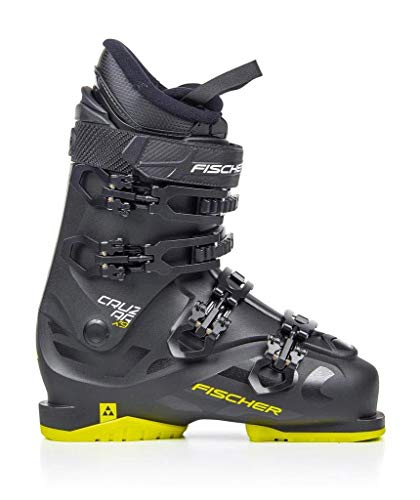 Fischer Cruzar X 9.0 Thermoshape - Black/Yellow - Herren Skischuhe (2020), Mondo Point Größe:30/30.5