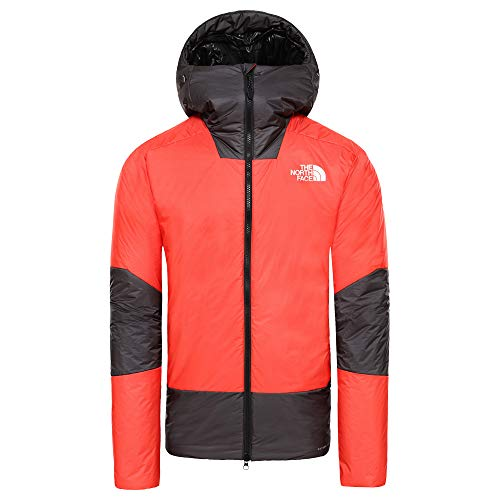 THE NORTH FACE Summit L6 Synthetic Belay Parka Größe XL Fiery red/TNF Black