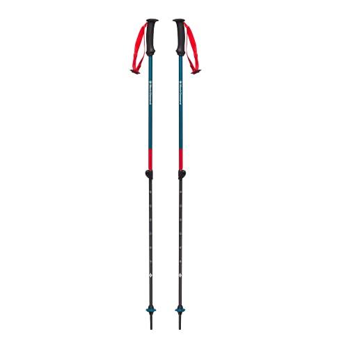 Black Diamond First Strike Trek Poles Trekking- und Skistöcke für Kinder, Fjord Blue, Einheitsgröße
