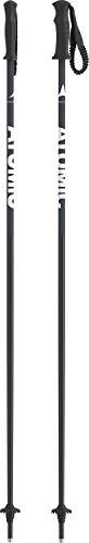 Atomic, 1 Paar Kinder-Skistöcke, 90 cm, Aluminium, AMT JR, Schwarz, AJ5005598090