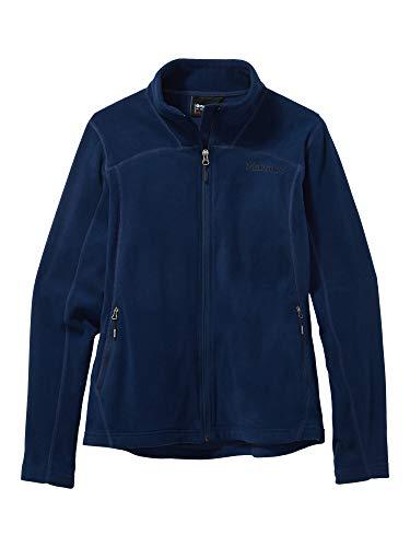 Marmot Damen Wm's Flashpoint Jacket Fleecejacke, Outdoorjacke, Atmungsaktiv, Arctic Navy, L