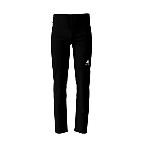 Odlo Herren Hose Pants Aeolus Element, Black, M, 622232