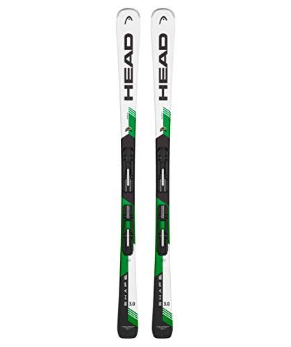 HEAD Skier Shape 3.0 Ab + PR 10 GW Promo inklusive Bindung Weiss/gelb (906) 170