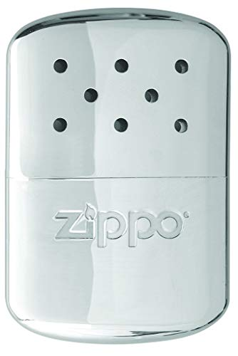 Zippo Handwarmer High Polish Chrome 12 Hours, 12h