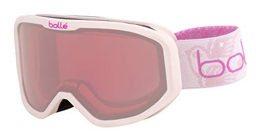 Bollé INUK matte pink princess/vermillon 3-6 YEARS Schibrille Unisex-Kinder