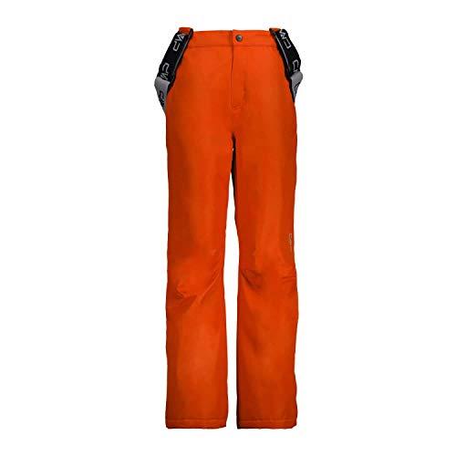 CMP Kinder Hose Ski Skihose, Orange, 92