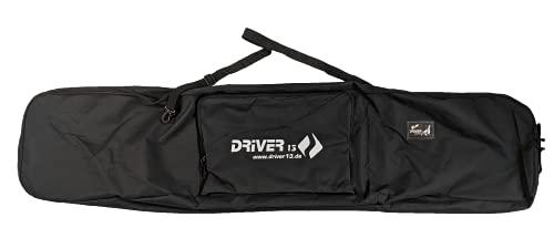 Driver13  Snowboard Tasche Boardbag Snowboard Bag schwarz 178 cm