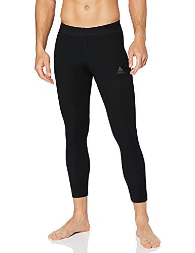 Odlo Damen Pants Warm Unterhose, Schwarz(Black), M