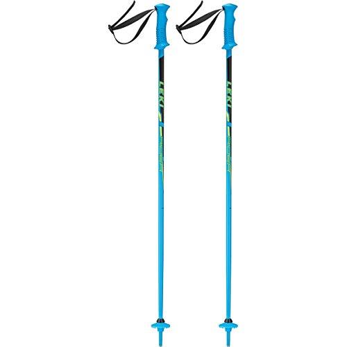 LEKI Kinder Skistock Rider, Blau, 90 cm