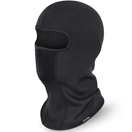 HASAGEI Sturmhaube Atmungsaktiv Gesichtshaube Thermal-Skimaske für Herren und Damen
