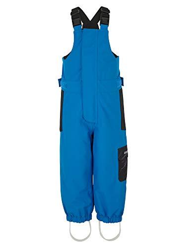 Ziener Jungen Alena Baby-Kinder Skihose/Winterhose | Wasserdicht, Winddicht, Warm, Alpine Wool, Persian Blue, 98