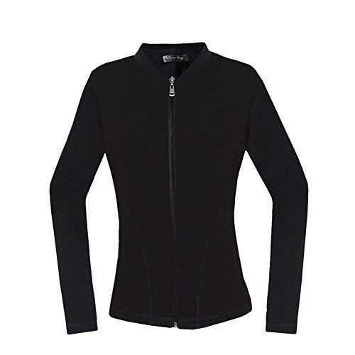 Cheerfulus Damen Beheizte Jacke beheizbare Vest warme Unterziehjacke zum Outdoor Motorsport Radfahren Schifahren Tägliches Tragen