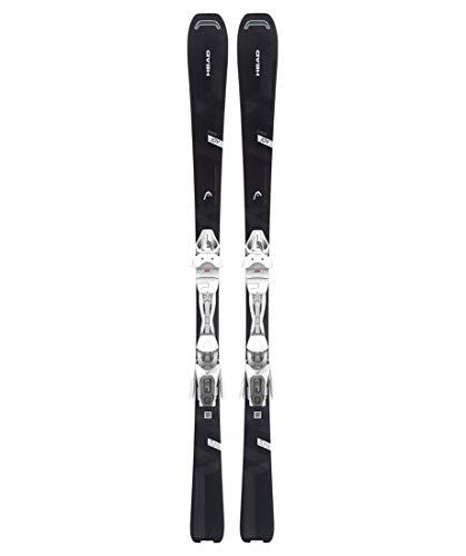 HEAD Damen Skier Easy Joy SLR 2' inkl. Bindung 114240 SLR 9.0 GW BR.85 schwarz/Weiss (910) 143