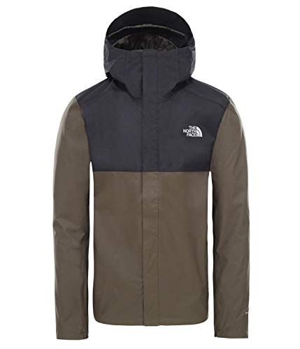THE NORTH FACE Herren M Quest Zip-In Jacke Shell, New Taupe Green, S