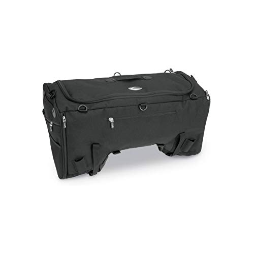 Saddlemen T3200 Deluxe Sport Tail Bag Tasche für Motorrad Tourismus