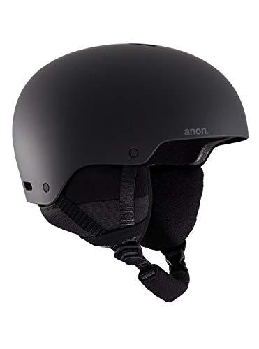 Anon Herren Raider 3 Snowboard Helm, Black, M