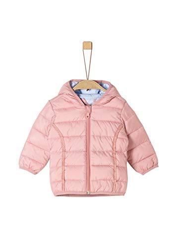 s.Oliver Baby-Mädchen 59.908.51.5109 Jacke, Rosa (Dusty Pink 4261), (Herstellergröße: 92)