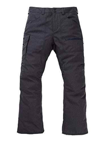 Burton Herren Covert Snowboard Hose, Denim, L