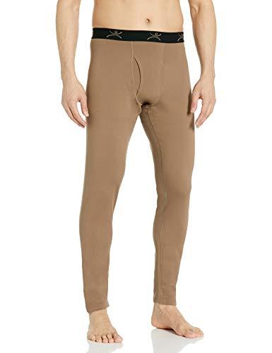 Terramar Herren M Tall Pant Basisschicht, Unterteil, Military Brown, XX-Large
