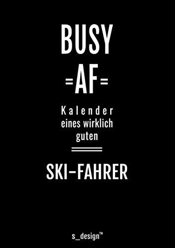 Kalender 2021 für Ski-Fahrer: DIN A4 Tagesplaner / Wochenplaner / Terminkalender für das ganze Jahr: Termin-Planer / Termin-Buch / Journal für alle ... von 7 bis 21 Uhr (4 Termine pro Stunde)