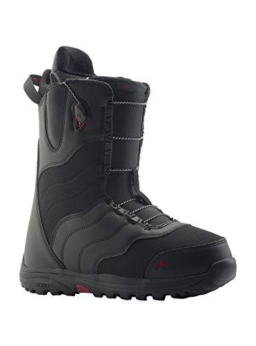 Burton Damen Mint Black Snowboard Boot, 8.0
