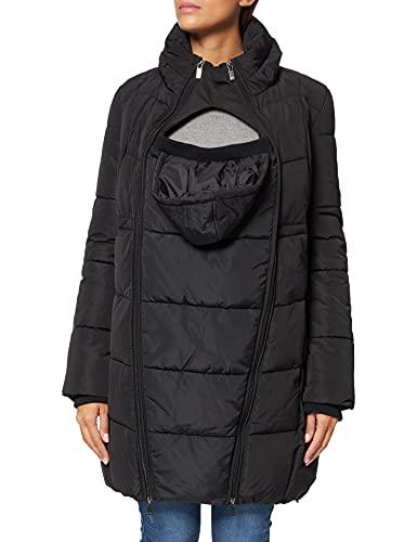 Noppies Maternity Damen Jacket 3-Way Tesse Jacke, Black-P090, S