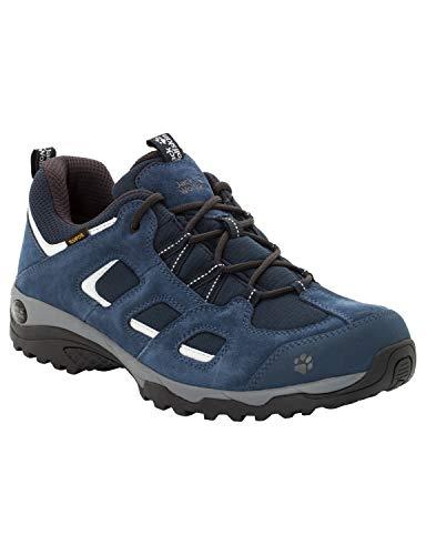 Jack Wolfskin Herren Vojo Hike 2 Texapore Low M Wasserdicht Trekking-& Wanderhalbschuhe, Blau (Night Blue 1010), 44 EU