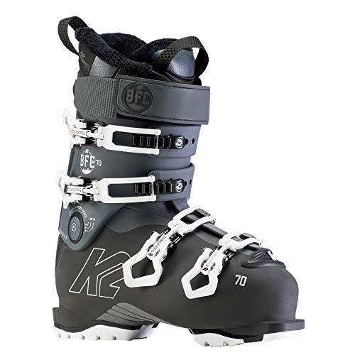 K2 Skis Damen BFC W 70 Skischuhe, Anthracite, 36.5 EU (23.5 Mondo)