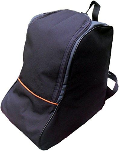 Witan SKISCHUHTASCHE Snowboard Schuhe Tasche Bootsbag (Grau)