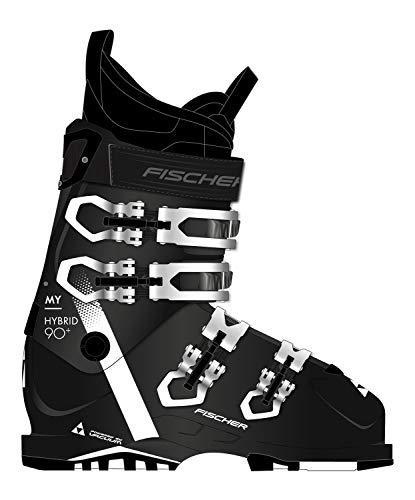 FISCHER My HYBRID 90+ 19/20 Skischuh Damen Black/Black - 24.5