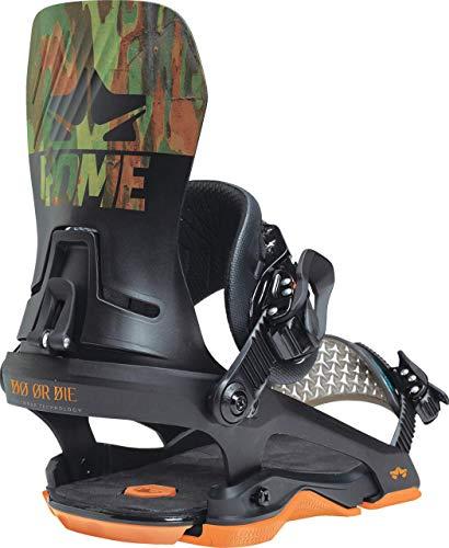 Rome Snowboards Herren D.O.D. CAMO L-XL Snowboard-Bindung, Camouflage