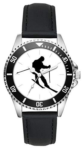 Geschenk für Skifahrer Ski Uhr L-6120