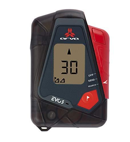 Arva Evo5 Rot-Schwarz, LVs-Geräte, Größe One Size - Farbe Black - Red