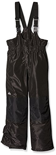 McKINLEY Kinder Hose Ray Skihose, Black Night, 128