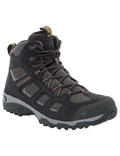 Jack Wolfskin Herren Vojo Hike 2 Texapore MID M Wasserdicht Trekking-& Wanderstiefel, Grau (Phantom 6350), 45 EU