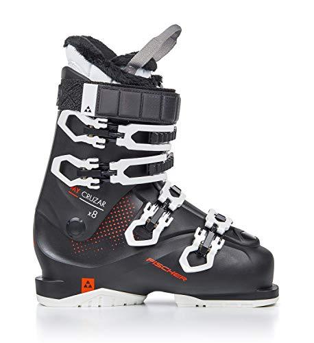 Damen Skischuhe Fischer My Cruzar X8.0 MP26.5 rot Thermoshape Flex 80 Skistiefel 2020