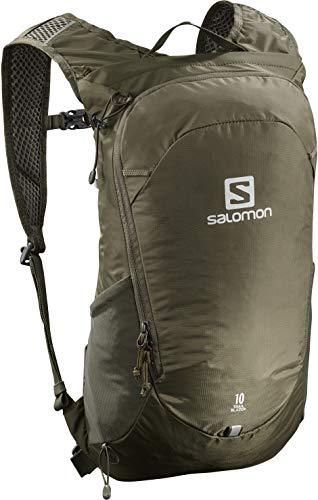 Salomon Trailblazer 10 Kapazität 10L Herren Damen Rucksack Trail Running Wandern Ski Snowboard