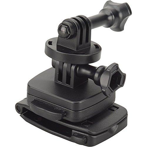 HR GRIP PRO GRIP + 4QuickFIX Action-Kamera Befestigung für Gürtel oder Rucksack [Made in Germany I 5 Jahre Garantie] - 65011511