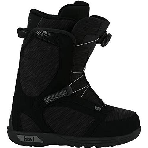 HEAD Herren Strike LYT BOA Walking-Schuh, Black, 46.5 EU