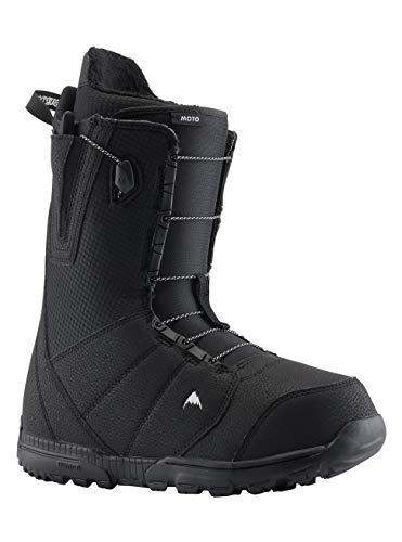 Burton Herren Moto Schwarz ( BLACK )Snowboard Boot, 42