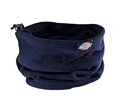Dickies Unisex Halswärmer, Schlauchschal für Sie und ihn, 100%Polyester, verschiedene Farben, Navy Blue, Einheitsgröße