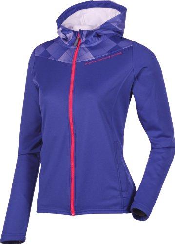 Ziener Damen Unterziehjacke Joleen Lady Underlayer Jacket, New Blue, 46, 137160