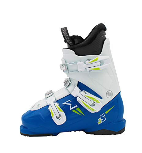 PB Skis & Boots Unisex-Youth SKI BOOTS SIGMA JS, blau, 35/35.5