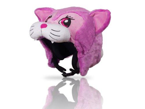 Hoxyheads Schutzhülle für Kopfhörer mit Katzenmotiv, Rosa