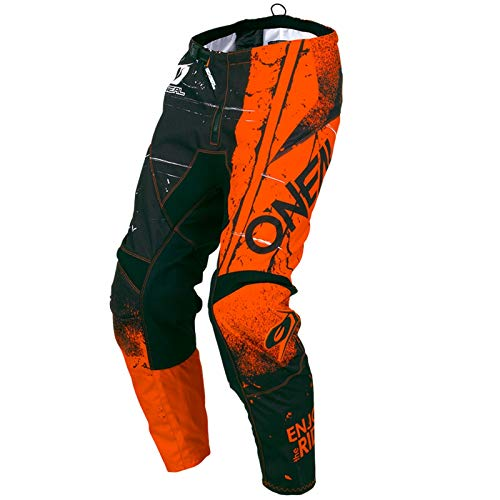 O'NEAL Element Shred MX DH MTB Pant Hose lang orange 2019 Oneal: Größe: 36 (52)