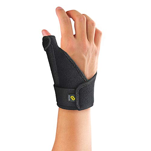 BRACOO TP30 Daumenbandage für rechts & links, Schiene Daumengelenk Bandagen Daumenschiene Daumenstütze, daumen orthese