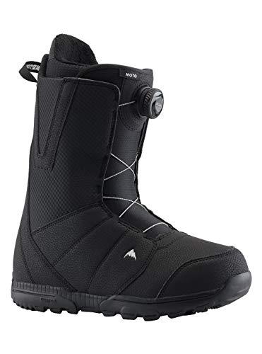 Burton Herren Moto Boa Snowboard Boot, Schwarz (Black), 48 EU