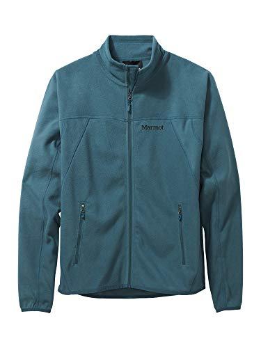 Marmot Herren Fleecejacke, Outdoorjacke, Atmungsaktiv Pisgah Fleece Jacket, Stargazer, XL, 81810