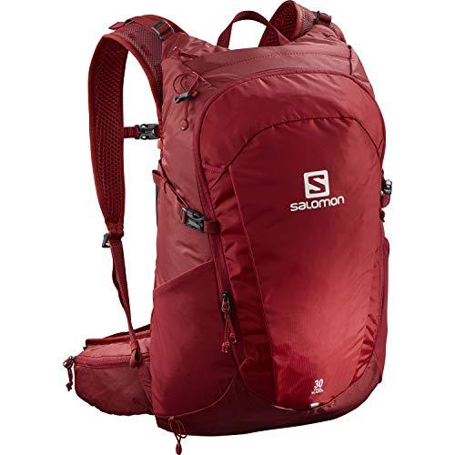 Salomon Trailblazer 30 Kapazität 30L Herren Damen Rucksack Trail Running Wandern Ski Snowboard