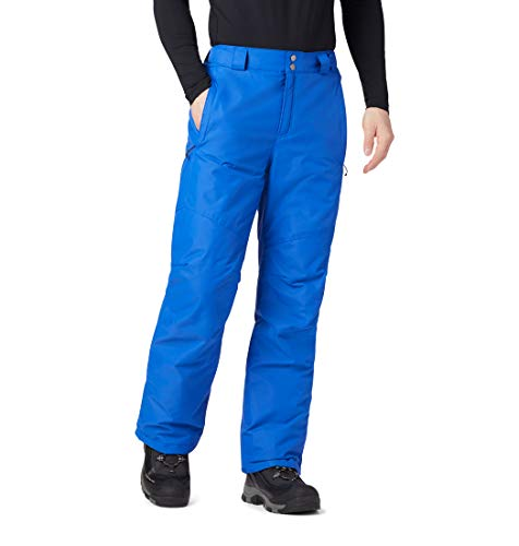 Columbia Herren Ski-Hose Bugaboo IV, Blau (Azul), S/R